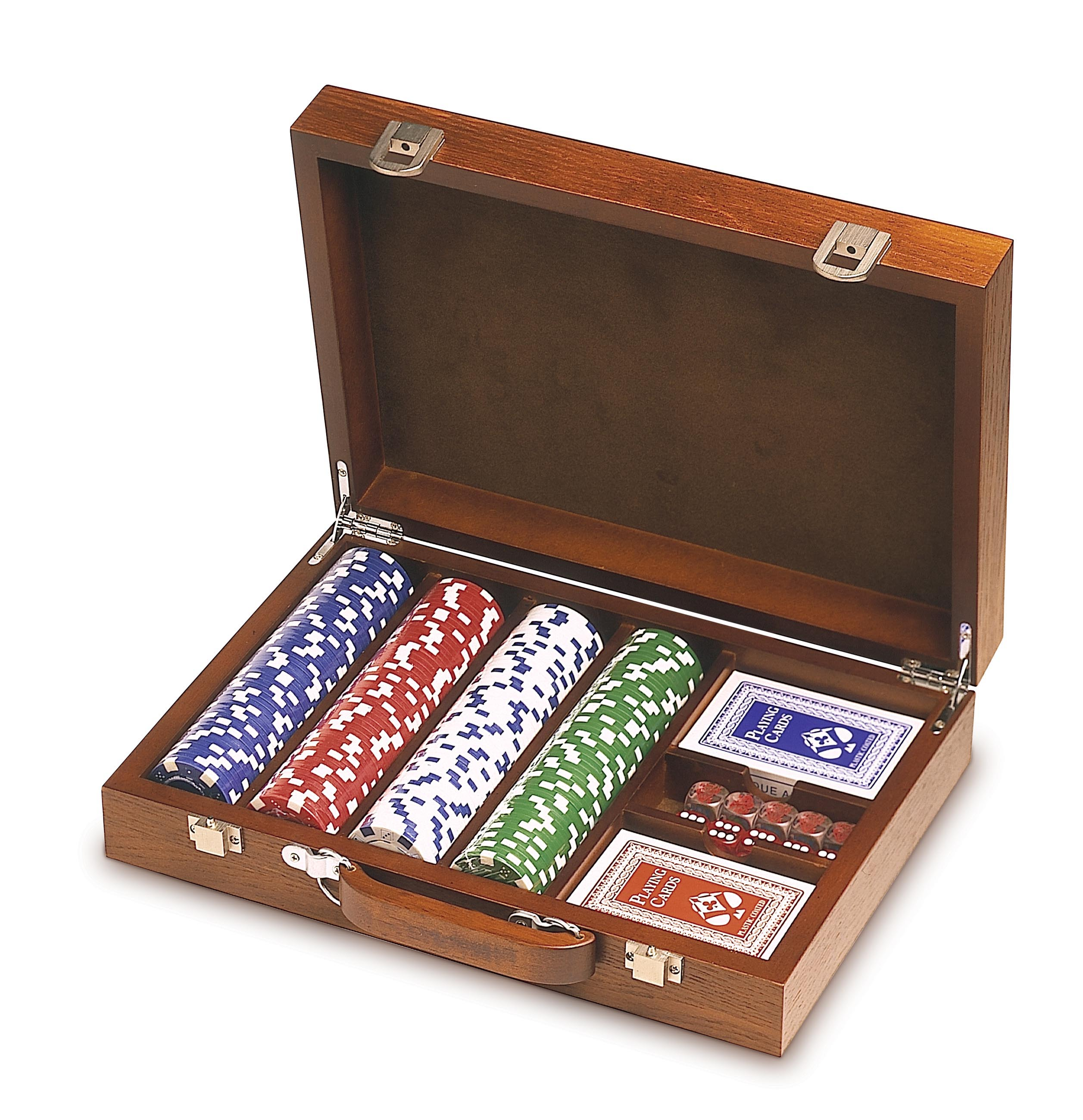 Poker coffret