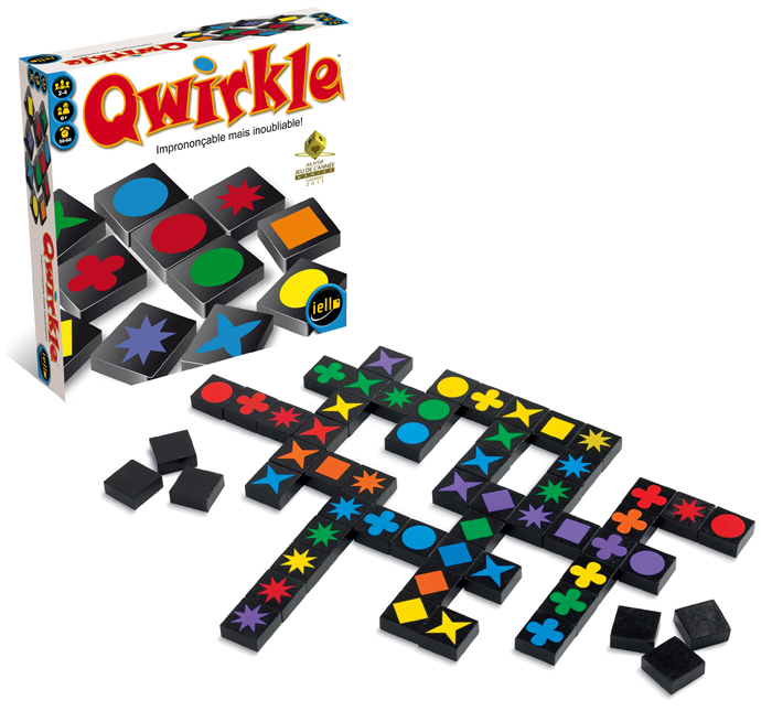 Strategie Qwirkle
